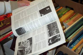 Boekenmarkt Zon en Zegen