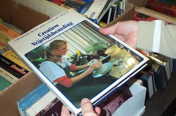 Recordopbrengst Boekenmarkt