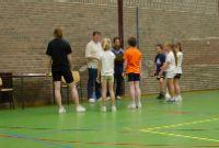 Diploma badmintonners